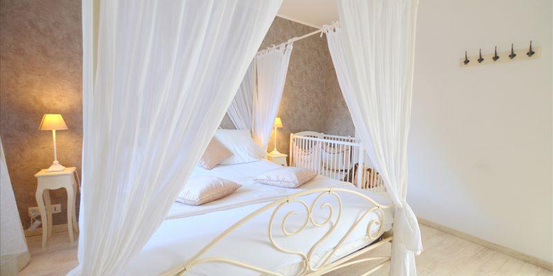 Chambre Romantique de la Villa Eden Gite de Luxe avec piscine intérieure en Vendée